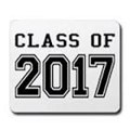 Class of 2017 - Senior Calendar of Events image