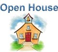 Open House with a school