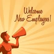 Welcome new employees