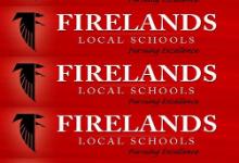 Firelands Backdrop