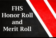 Honor and Merit Roll