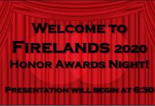 2020 Honor Award Presentation