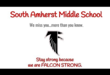Stay Strong Falcons