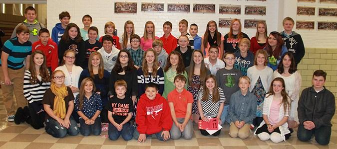 Our Fabulous Falcons - November 2013!