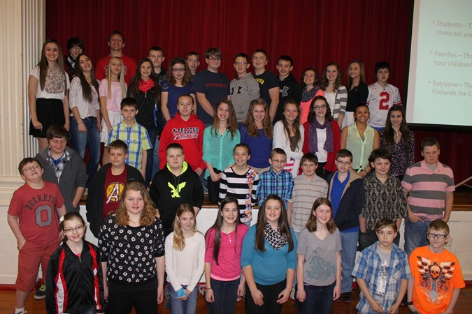 Fabulous Falcons April 2014!