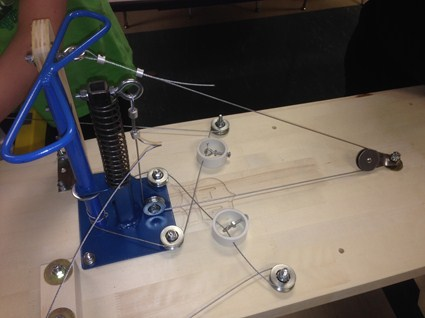 Day 4 - Assembling brake plunger, cable, and pedal