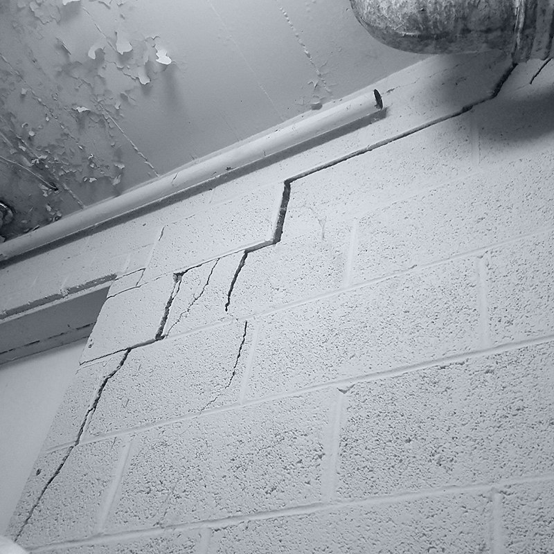 FHS Wall Cracks