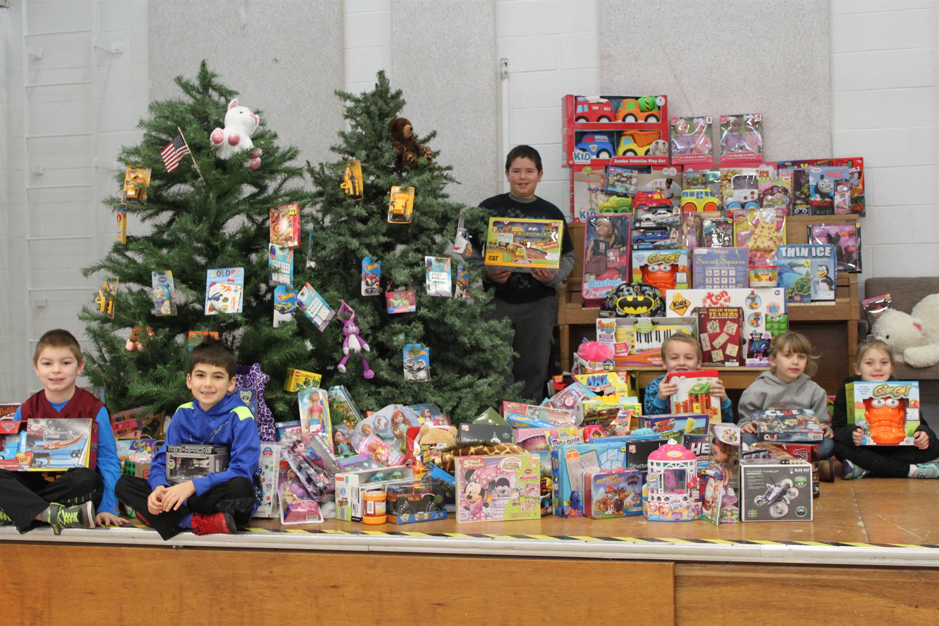 FES Toy Drive