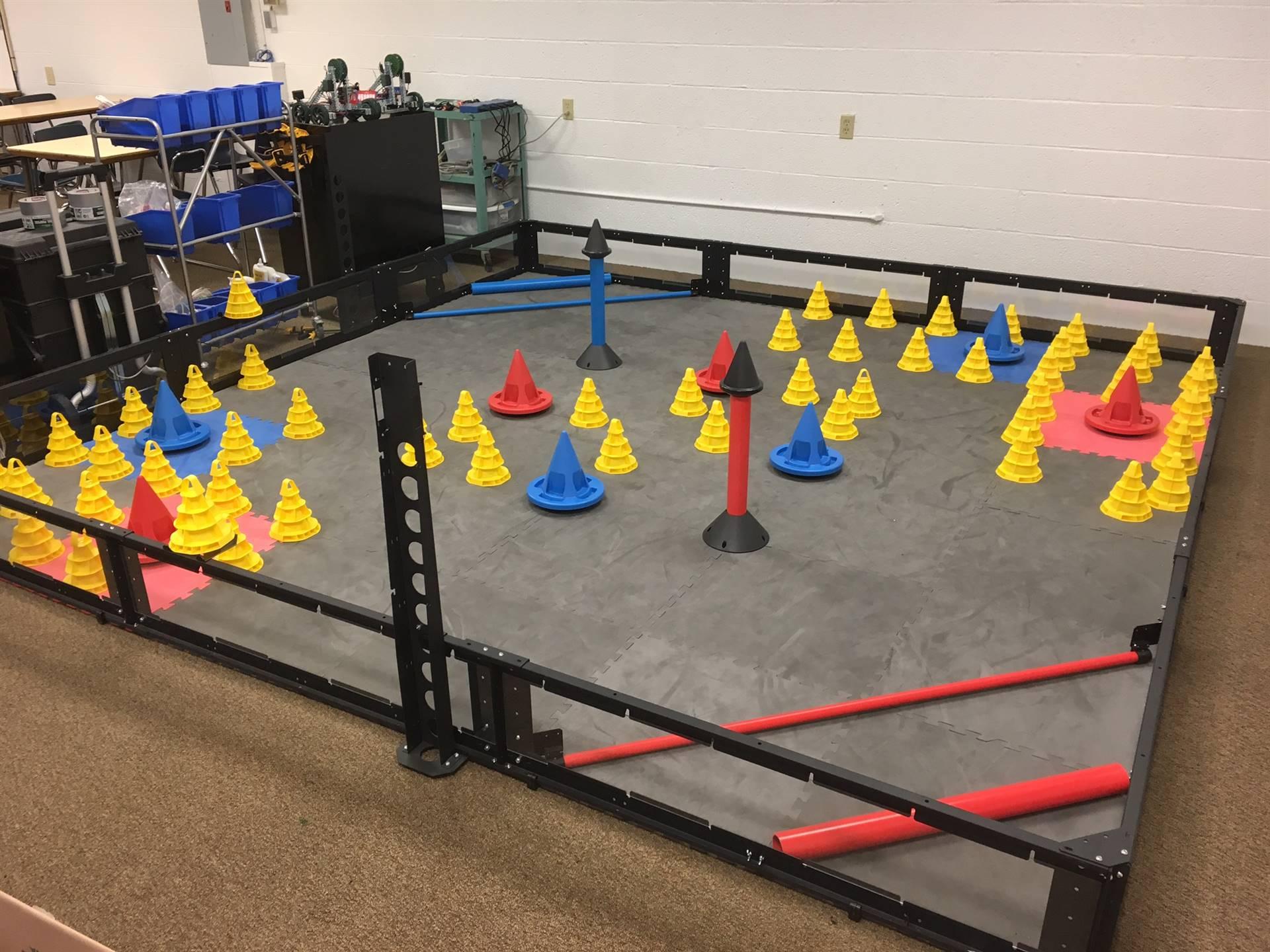 Falcons Robotics Field