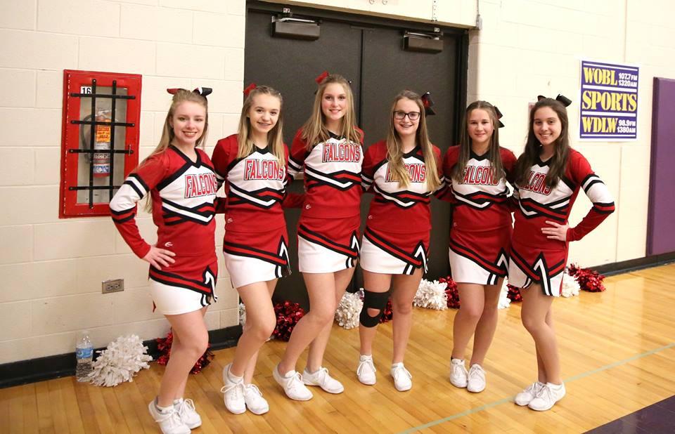 FHS Cheerleaders