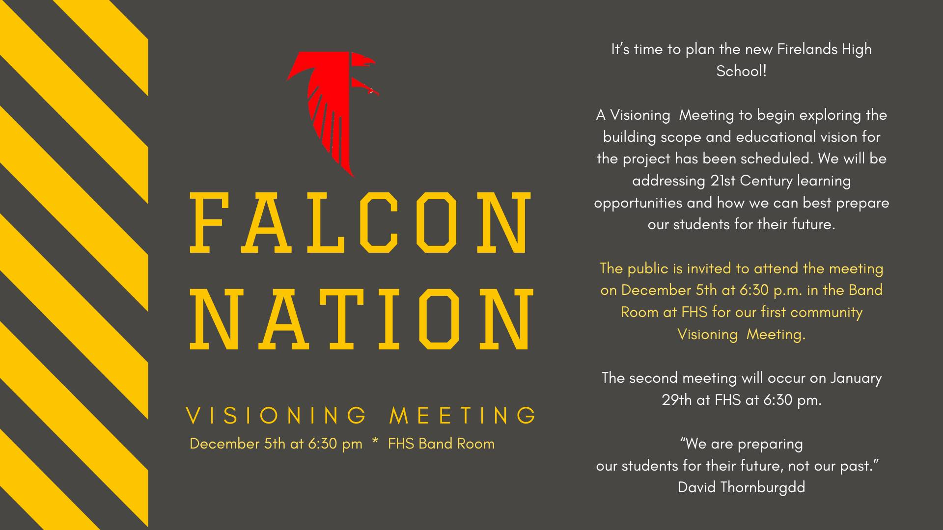 Visioning Meeting