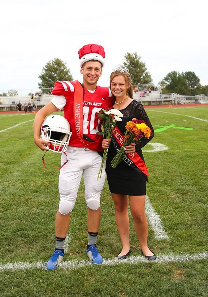 Homecoming King and Queen 2019